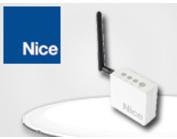 В продаже появился модуль радиоуправления NICE IT4WIFI
